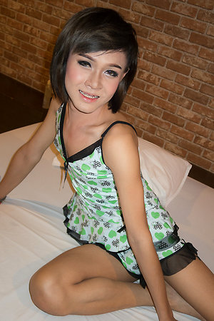Ladyboy Nenynan - Bred Temporary Girl with a Obese Utilize